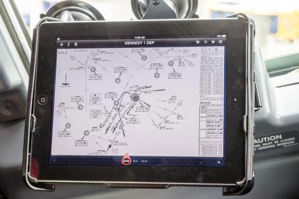 Десяток авиарейсов был отменён из-за сбоя в приложении для iPad - 1