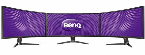 Разрешение экрана BenQ XR3501 — 2560 x 1080 пикселей