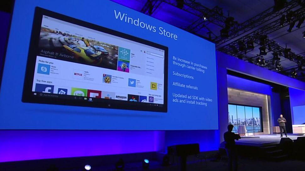 На Windows 10 можно будет запускать разработанные под Android и iOS приложения - 1