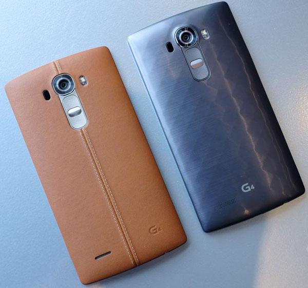 Продажи LG G4 стартуют 29 апреля в Южной Корее и постепенно охватят другие страны