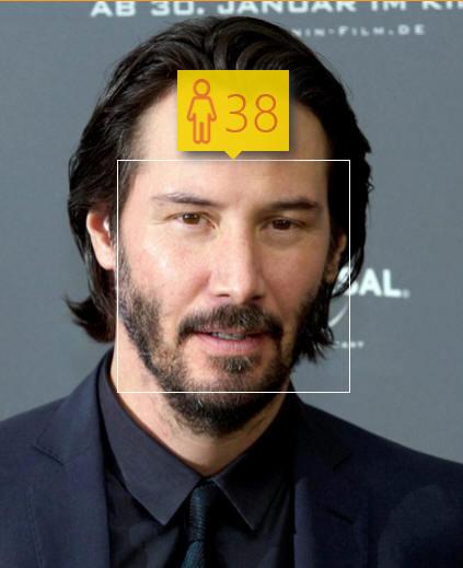 API от Microsoft вычисляет возраст и пол по фотографии - 2