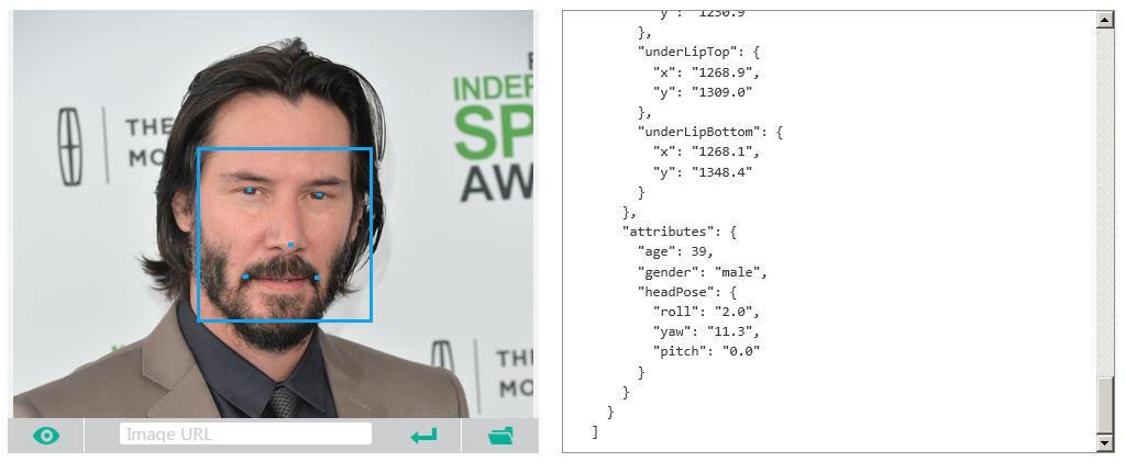API от Microsoft вычисляет возраст и пол по фотографии - 1