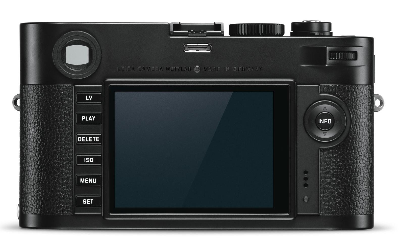 Монохромная камера от Leica за $7450 - 2