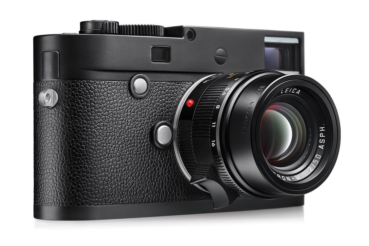 Монохромная камера от Leica за $7450 - 1