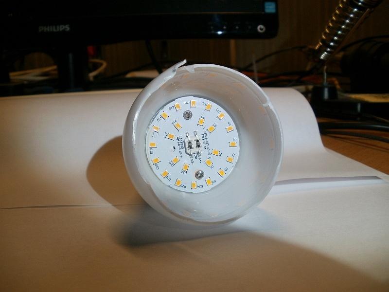 Сага о светодиодных лампах. Лампы из IKEA - 3