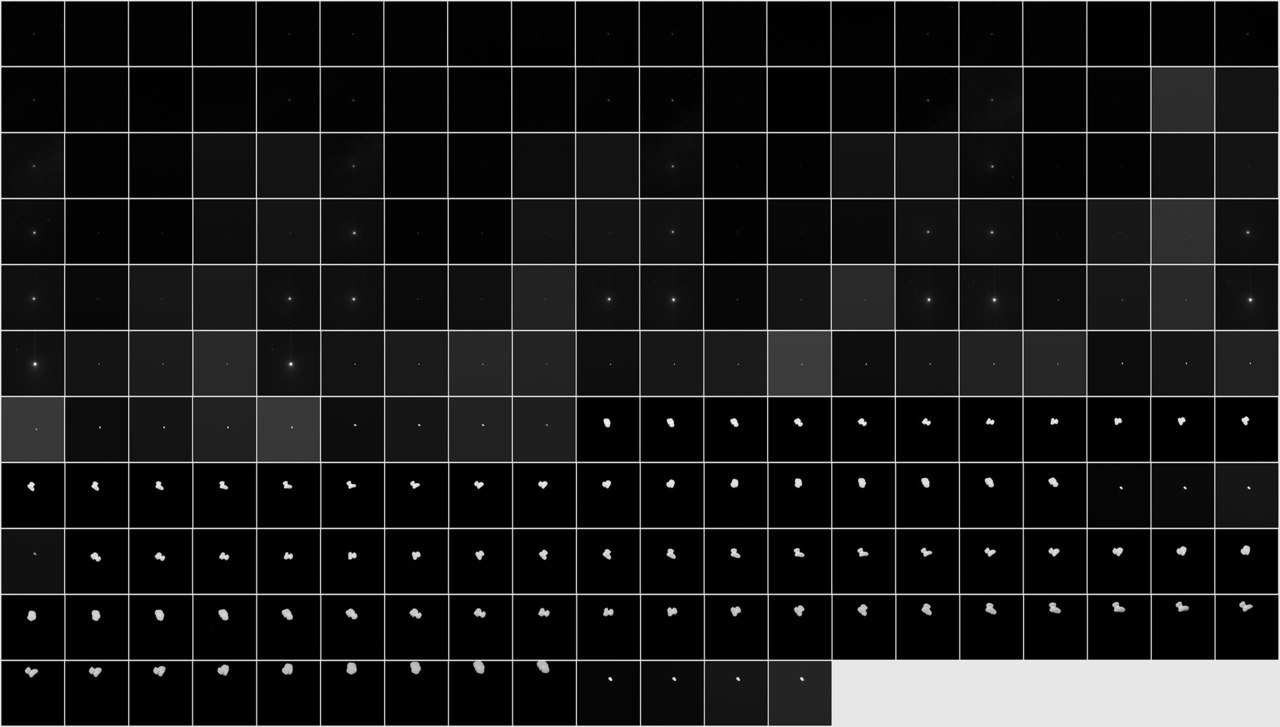 ESA публикует все снимки Rosetta и Philae: фотогалерея кометы Чурюмова-Герасименко от «А» до «Я» - 1