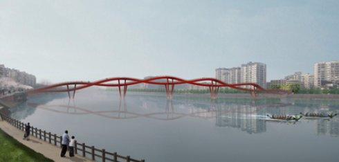 Уникальный мост нового поколения спроектировали в Китае