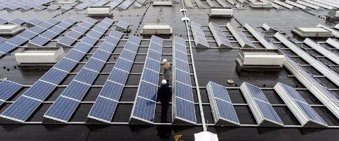 Здание парламента Израиля оснастили солнечными батареями