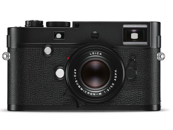 Новый вариант камеры Leica M Monochrom отличается от исходного датчиком изображения, но не только