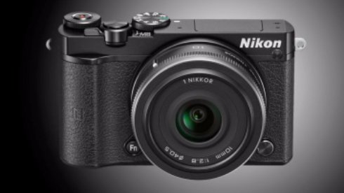 Nikon 1 J5 — беззеркальная 4К камера