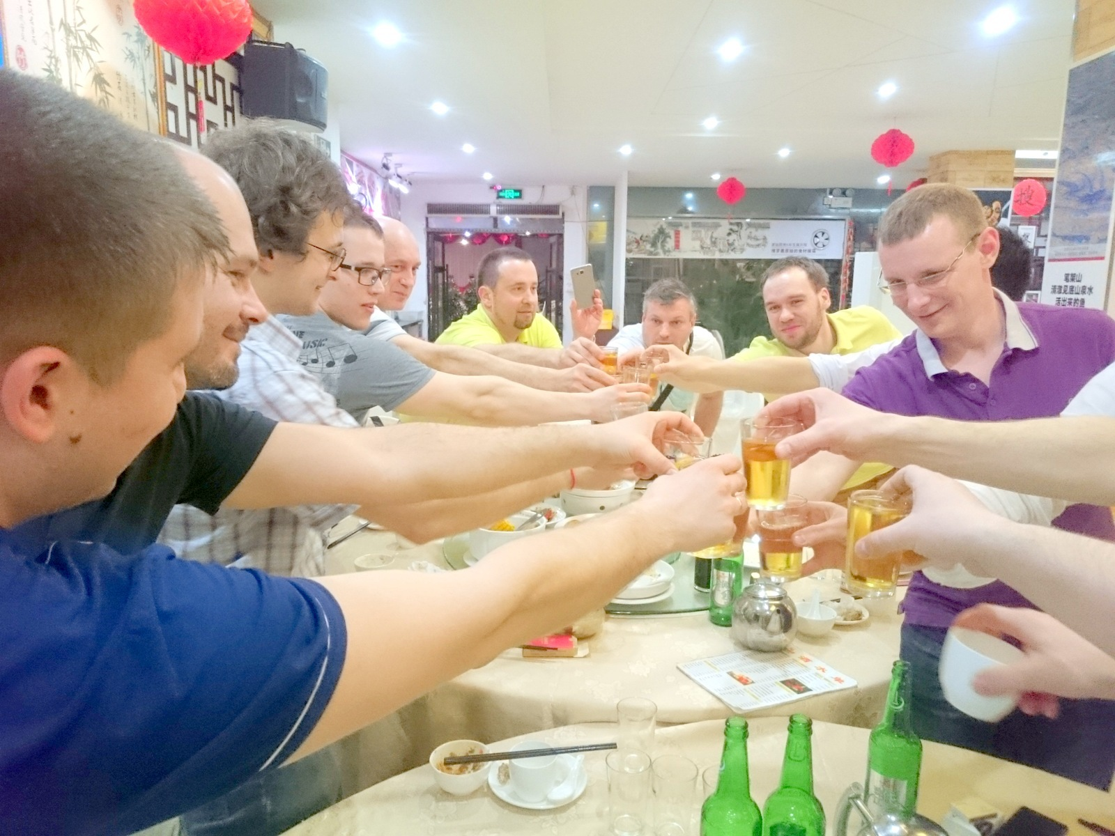 Китай. Завод устройств для «Умного дома». Учимся и учим - 10