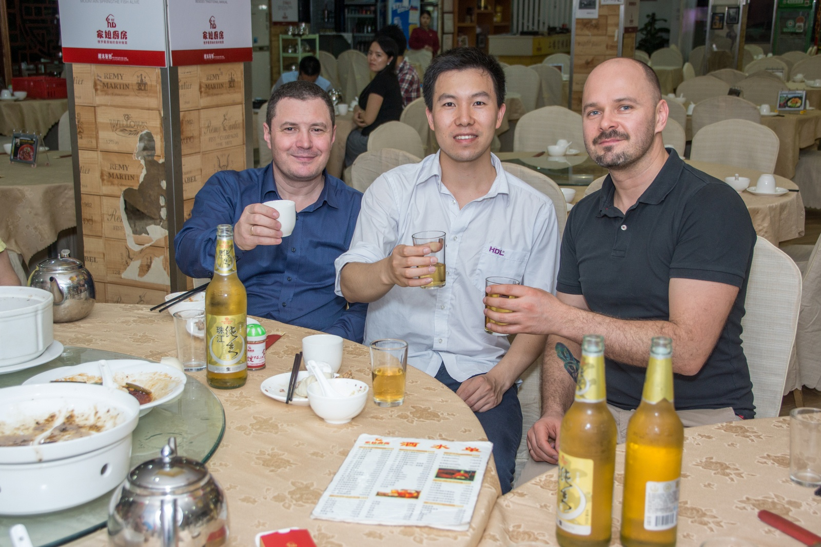 Китай. Завод устройств для «Умного дома». Учимся и учим - 8