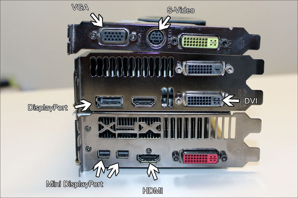 Передайте мне вон ту картинку! Изучаем актуальные интерфейсы подключения мониторов и телевизоров - 11