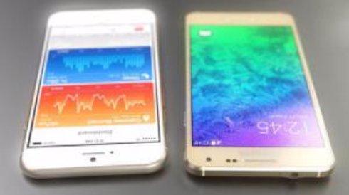 Самым быстрым смартфоном оказался Samsung S6