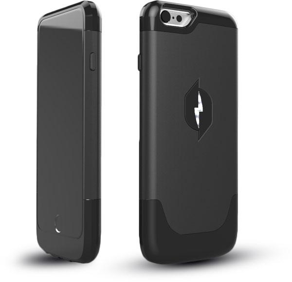 Попутно чехол защищает смартфон от механических воздействий и служит индикатором уровня сигнала