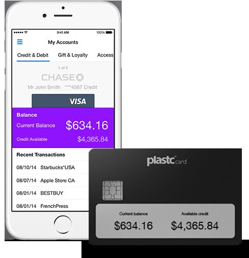 Карточки Plastc Card могут заменить все привычные пластиковые карты в кармане владельца - 2
