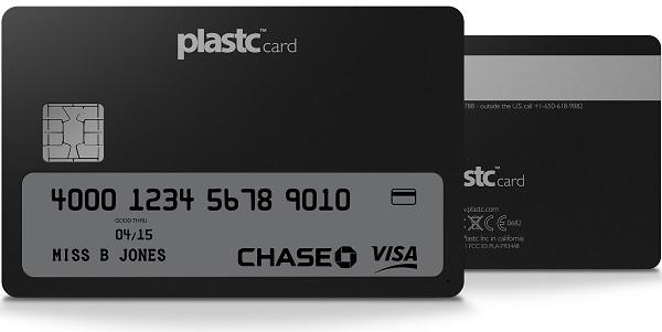 Карточки Plastc Card могут заменить все привычные пластиковые карты в кармане владельца - 1