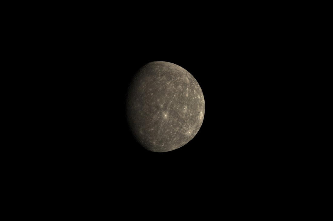 Знакомство и прощание с Меркурием - 1