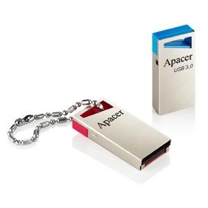 Модель Apacer AH155 доступна объемом до 64 ГБ, AH112 — до 32 ГБ