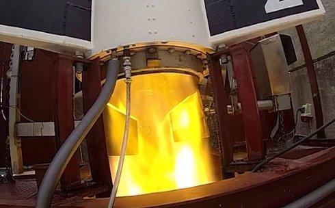Видео дня: камера GoPro под пламенем взлетающей ракеты