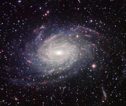 Почему мы не можем увидеть центр Млечного Пути?