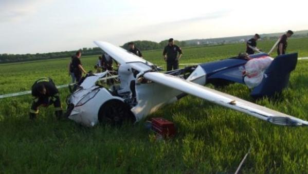 Создатели аэромобиля, который разбился в ходе испытаний, не намерены сдаваться - 2