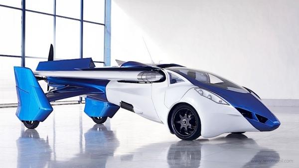 Создатели аэромобиля, который разбился в ходе испытаний, не намерены сдаваться - 1