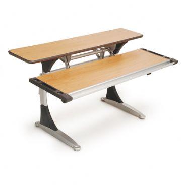 Обзор столов для работы сидя-стоя - 22