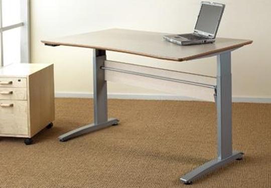 Обзор столов для работы сидя-стоя - 23