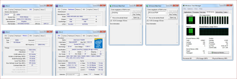 [Анонс] HyperX представляет самый быстрый комплект памяти DDR4 емкостью 128 гигабайт - 2