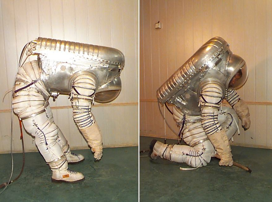 Что нам стоит скафандр построить? Интервью с человеком, который делает космос не таким далеким - 2