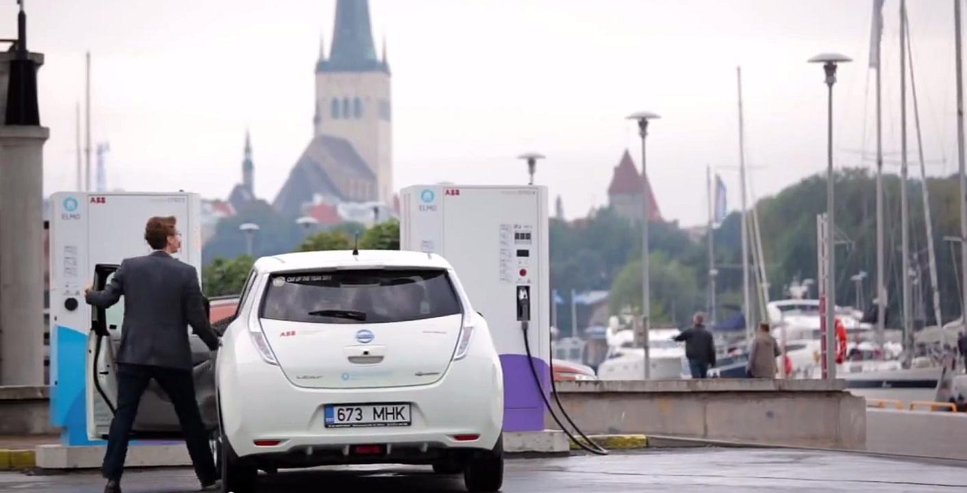 Электромобили в Эстонии - 2