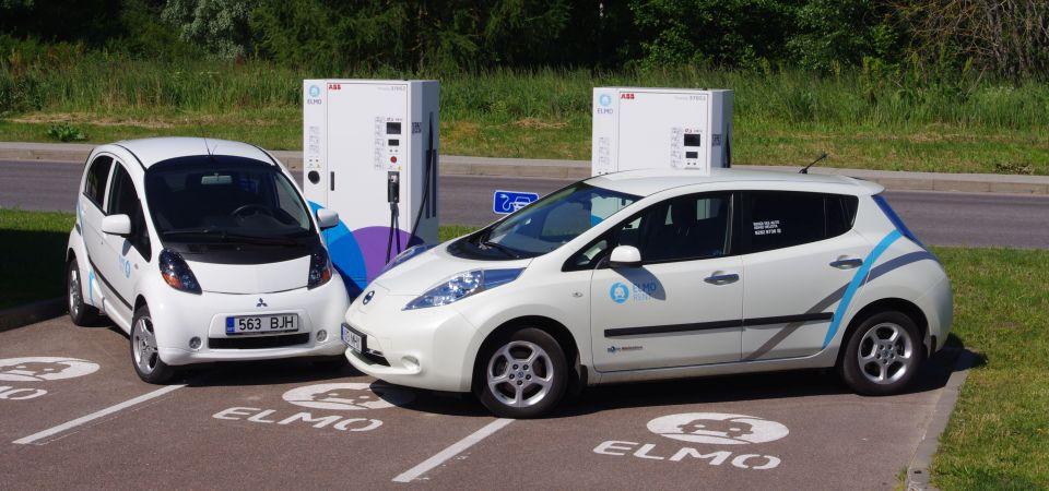 Электромобили в Эстонии - 6