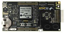 Основным достоинством микроконтроллеров Silicon Labs EFM32 Happy Gecko является низкое энергопотребление