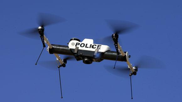 FAA дроны Иллинойс