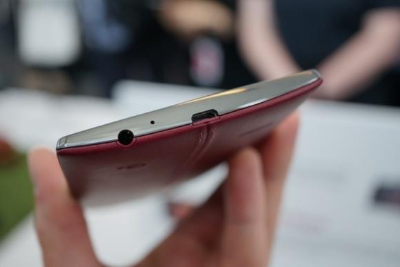 Смартфон LG G4 поддерживает технологию быстрой зарядки Qualcomm Quick Charge 2.0 - 1