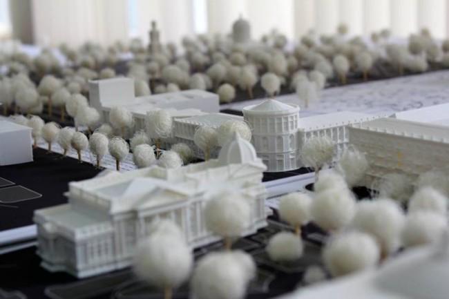 3D-модели городов: Кишинёв и Санкт-Петербург - 1