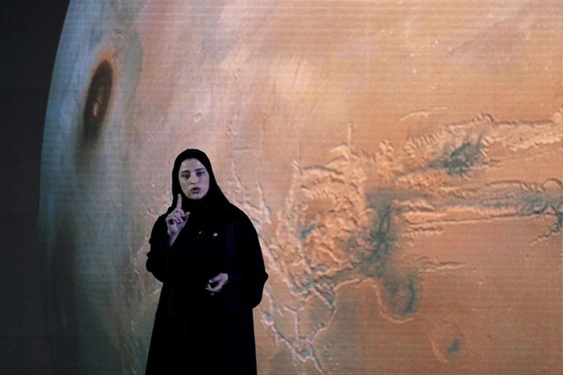 ОАЭ рассказали подробности своей марсианской программы - 1