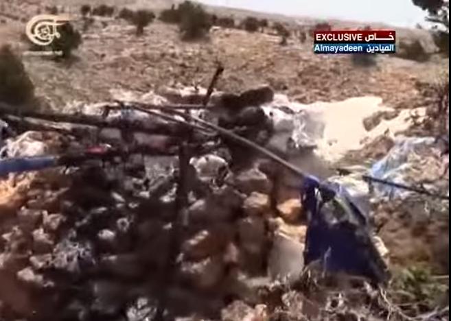 Боевое применение мультикоптера в Сирии - 16