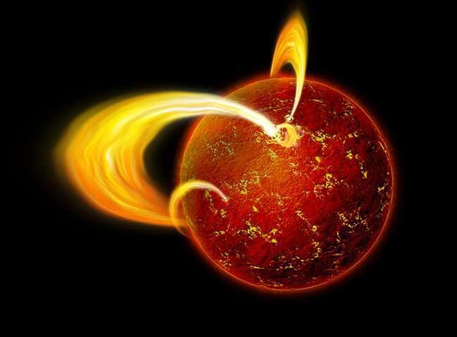 Магнетар возле сверхмассивной чёрной дыры ведёт себя странно - 2
