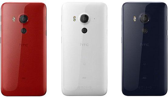 Смартфон HTC J Butterfly представлен в Японии