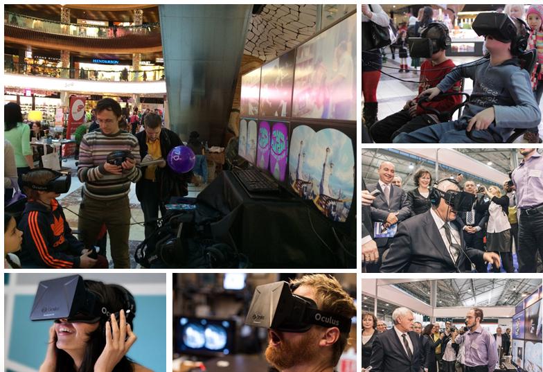 Виртуальная реальность: видео 360 и бинауральный звук - 4