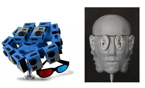 Виртуальная реальность: видео 360 и бинауральный звук - 1