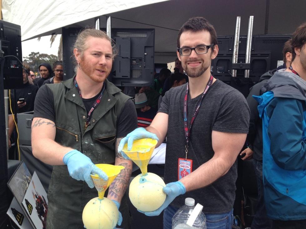 Maker Faire-2015: гигантские стреляющие роботы и другие интересные экспонаты - 2
