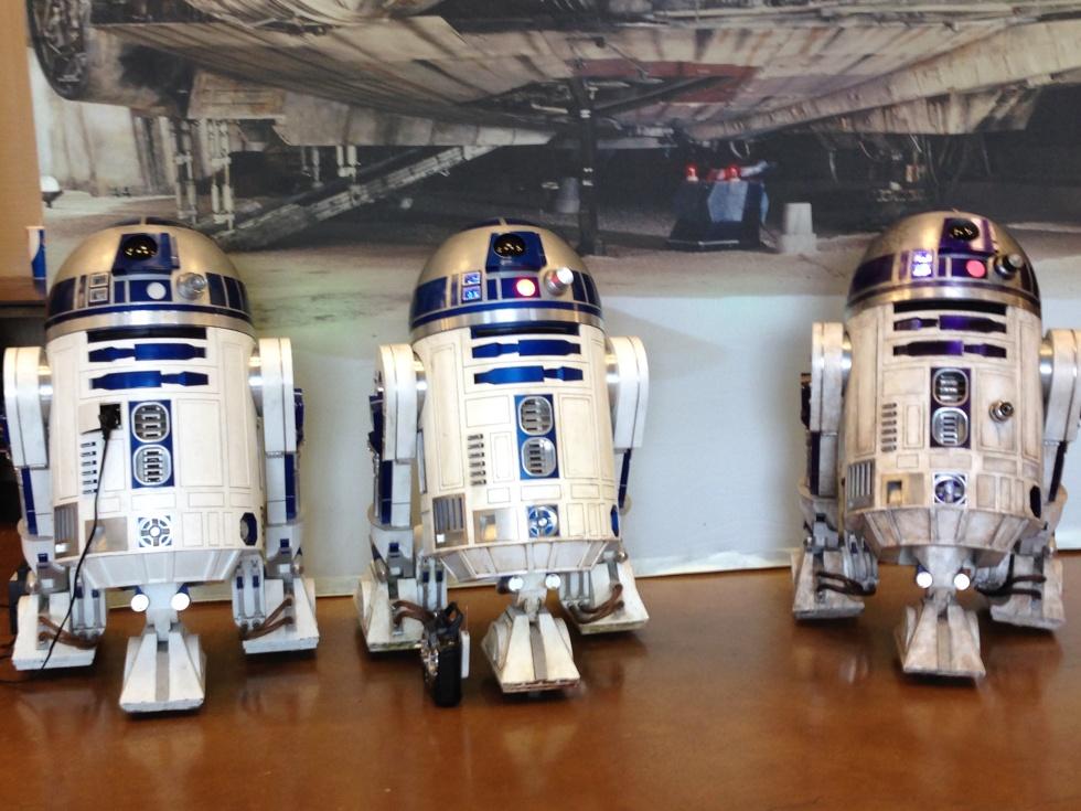 Maker Faire-2015: гигантские стреляющие роботы и другие интересные экспонаты - 4
