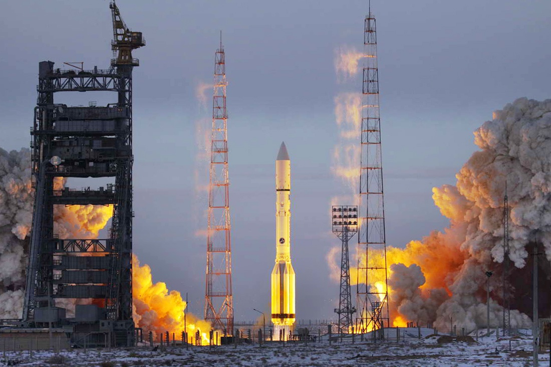 Куда летит Роскосмос - 1