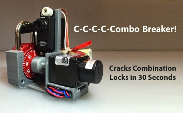 Устройство, корпус которого распечатан на 3D-принтере, может взламывать кодовые замки за считанные секунды - 1