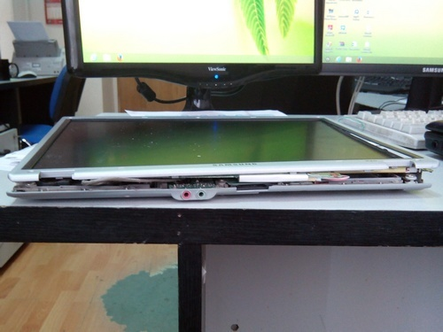 Делаем планшет из ноутбука - 2