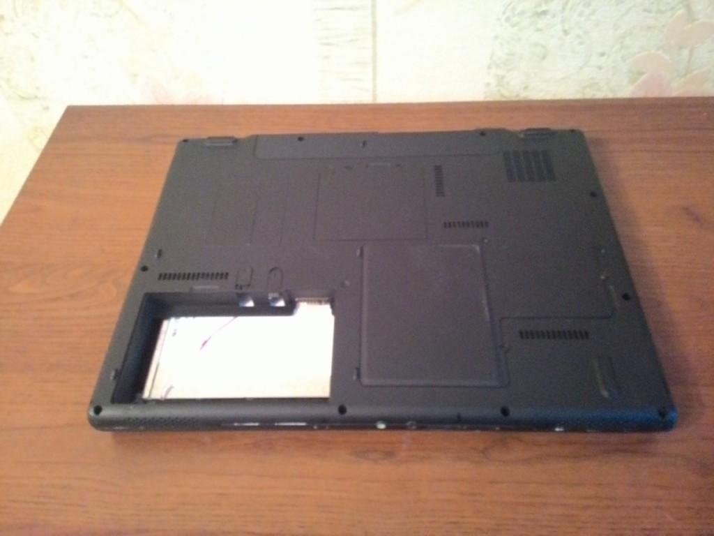 Делаем планшет из ноутбука - 21