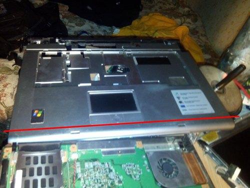 Делаем планшет из ноутбука - 8